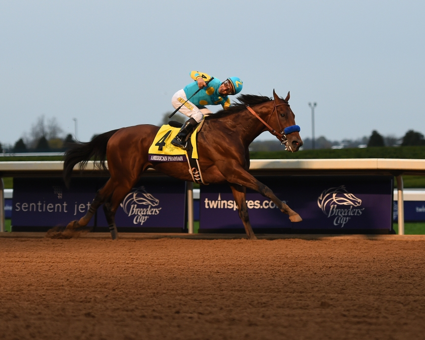 Fasig-Tipton Sales Graduates Dominate Eclipse Awards