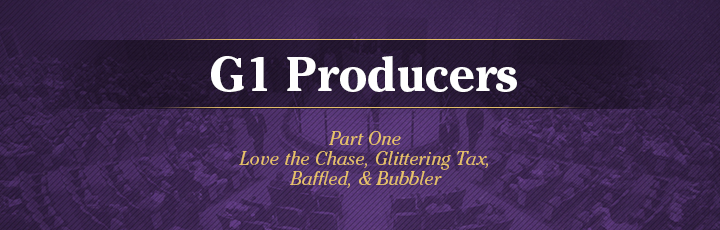 The November Sale: Grade 1 Producers (Part 1)