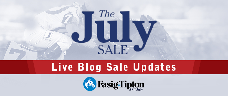Live Blog: The July Sale