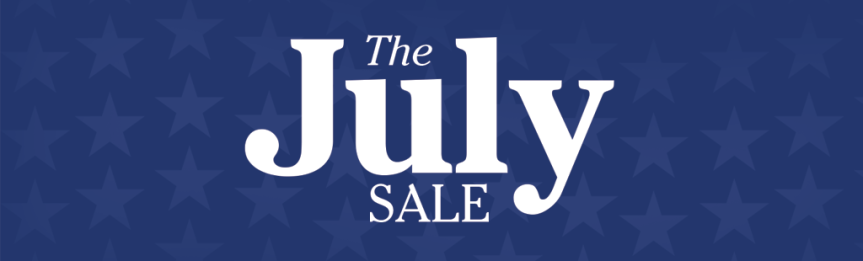 The July Sale (2018): Live Blog