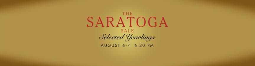 The Saratoga Sale (2018): Session 1 LiveBlog